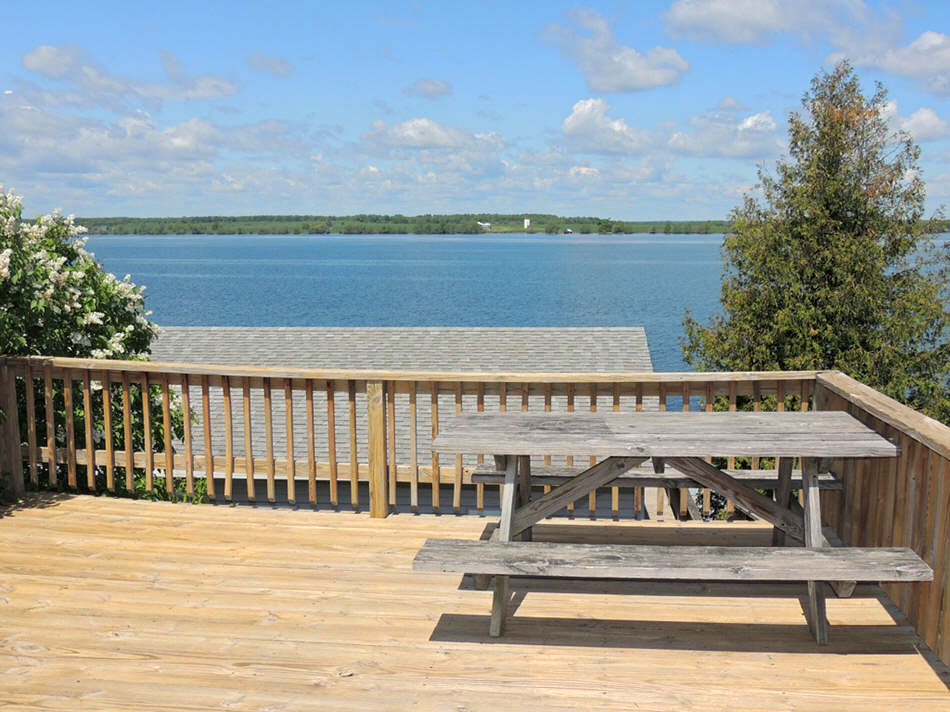Thousand Islands Cottage Rental Angel Rock Waterfront
