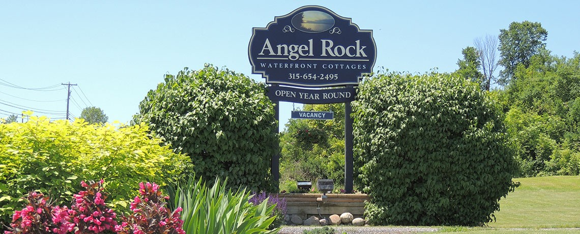 Angel Rock Waterfront Cottages & Vacation Homes